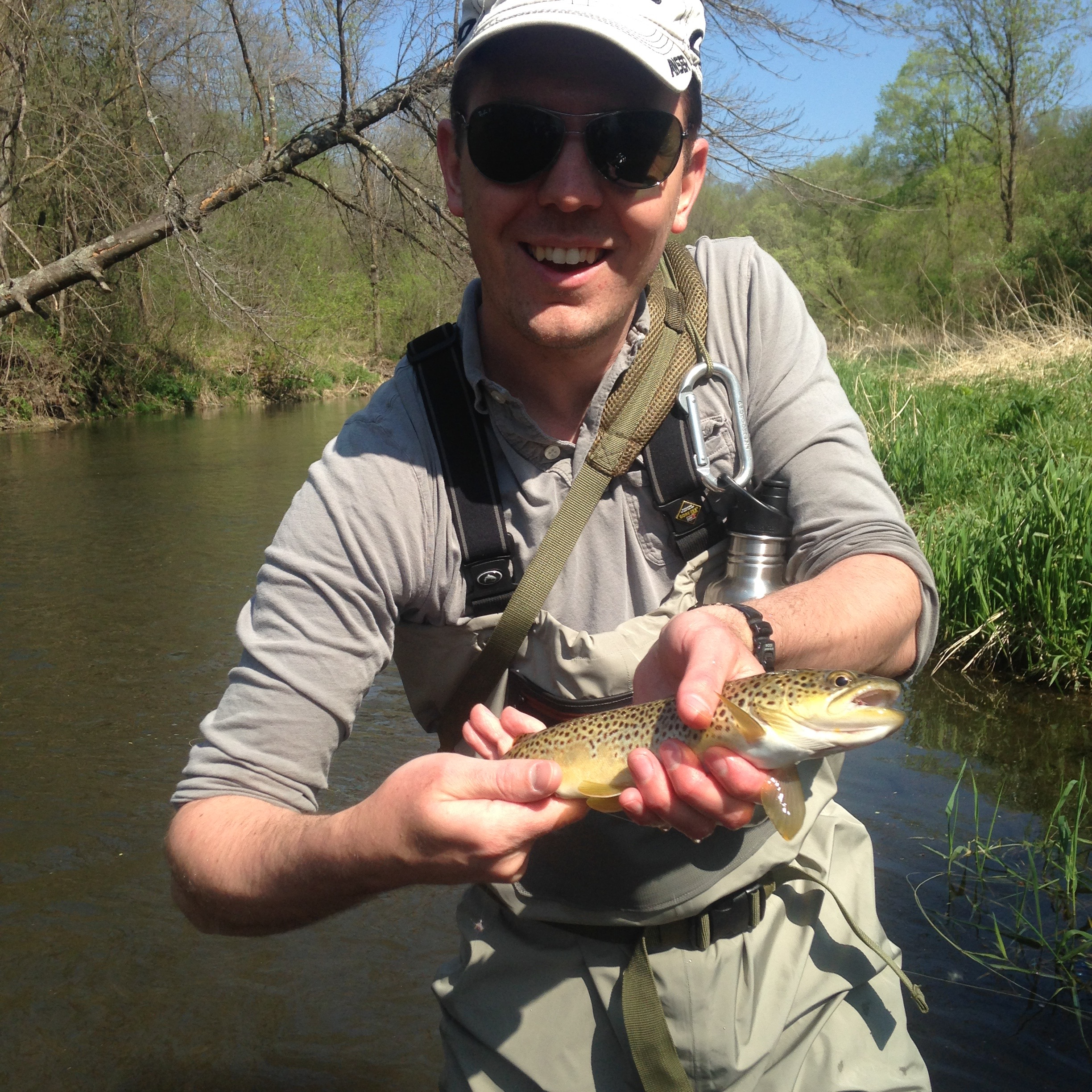 May 2015 fishing report st croix valley adventures for St croix fishing