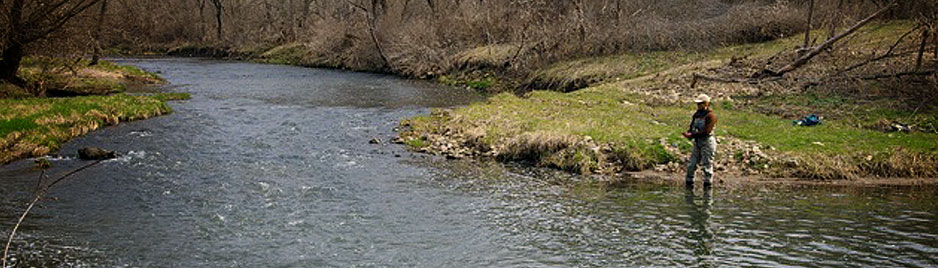 St. Croix Valley Fishing Report April 2011