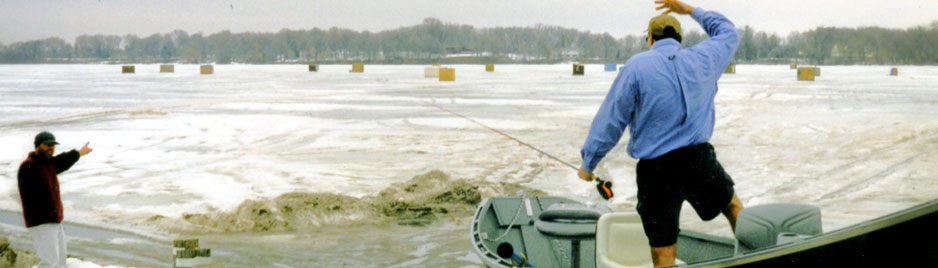 St. Croix Valley Fishing Report February 2011