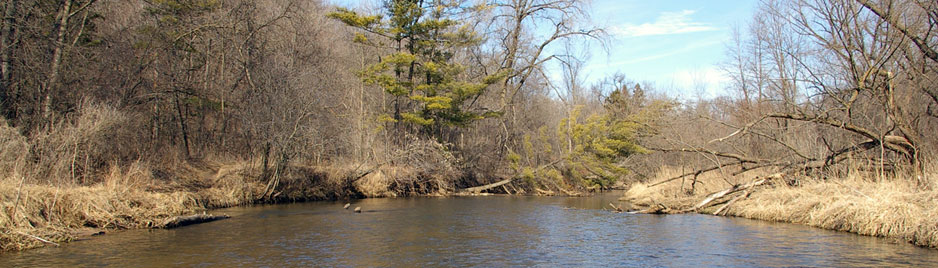 St. Croix Valley Adventues March 2012 Fishing report