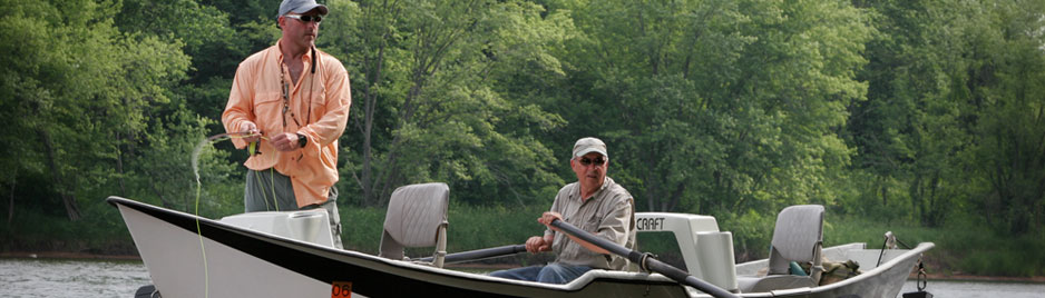 Minnesota Fishing Trips from St. Croix Valley Adventures!