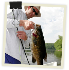 Minnesota Bass Fishing Trips from St. Croix Valley Adventures!