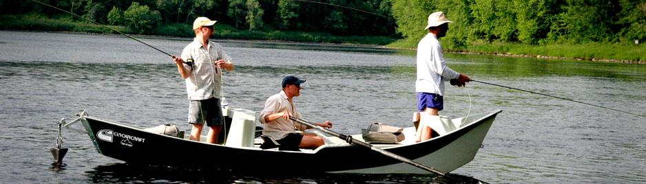 Minnesota Small Mouth Bass Fishing Trips from St. Croix Valley Adventures!