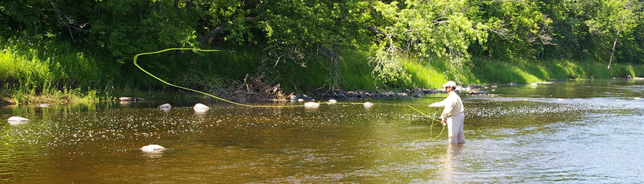 Wisconsin Bass Fishing Trips from St. Croix Valley Adventures!