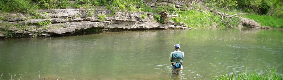 Contact St. Croix Valley Adventures to begin your guided fishing trip, today!