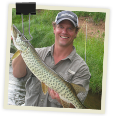 Minnesota Muskie Fishing Trips from St. Croix Valley Adventures!
