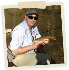 St. Croix Valley Adventures offers seasonal Guided Trout Fishing Trips!